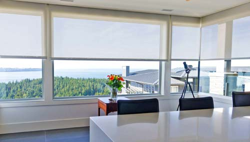 Motorized blinds Vancouver
